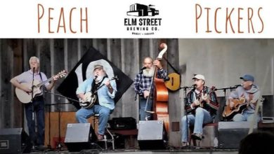 Elm Street Brewing Presents: The Peach Pickers