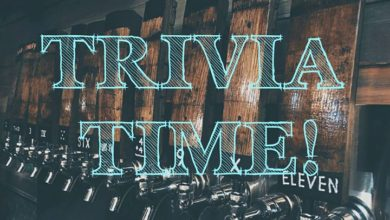 Elm Street Brewing Presents: Trivia Time!
